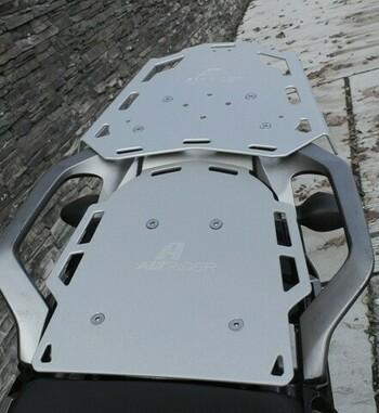 Rack de equipaje en asiento trasero AltRider para Honda Africa Twin CRF 1000