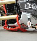 Barras de defensa inferiores Outback Motortek para Yamaha Ténéré 700
