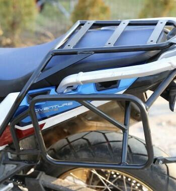 Soporte maletas Holan Pro para Honda Africa Twin Adventure Sports