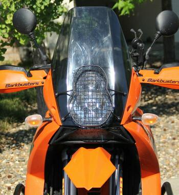 Paramanos Barkbusters VPS para KTM 990 Adventure