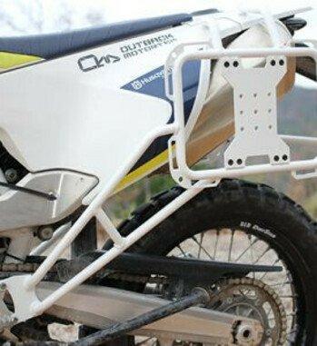Rack de maletas Outback Motortek para Husqvarna 701 Enduro