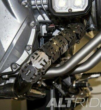 Protectores universales de colectores AltRider para BMW R 1200 GS LC