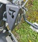 Extensión de la pata de cabra AltRider para BMW R 1200 GS