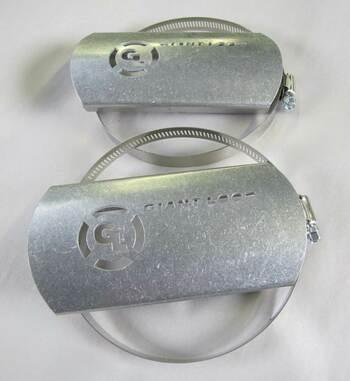 Protector de calor Hot Springs Heat Shield 3