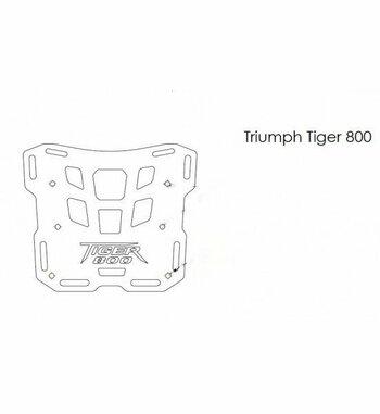 Soporte Top Case Holan para Triumph Tiger 800