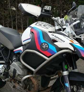 Kit Adhesivos vinilo Uniracing para BMW R 1200 GS / Adventure