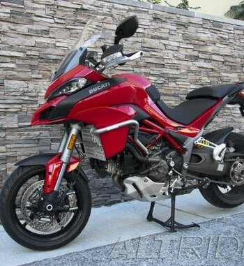 Defensas de motor AltRider para Ducati Multistrada 2015+