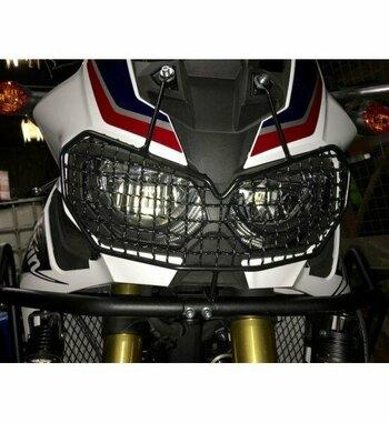 Protector de faro Holan para Honda Africa Twin CRF 1000 L con barras Holan