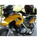 Barras de protección superiores Holan para BMW F 650 GS/Dakar (monocilindrica)