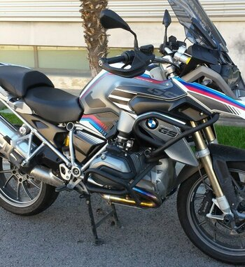 Kit Adhesivos vinilo Uniracing para BMW R 1200 GS / Adventure LC