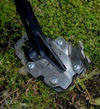 Extensión de la pata de cabra AltRider para Honda CRF1000L Africa Twin