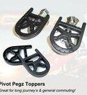 Pivot Pegz Topper para MK3