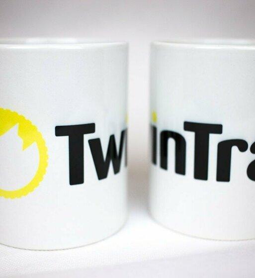 Taza Café TwinTrail
