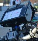 Barra de soporte de GPS/Roadbook