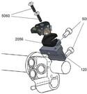 Adaptador de mando KTM EXC para mando remoto F2r CR001