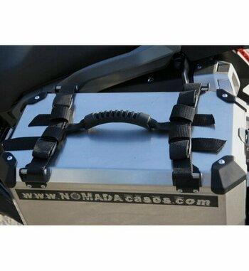 Asa de transporte para maletas de aluminio