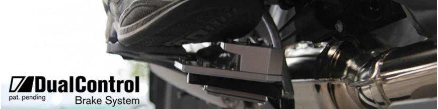 Extensiones de pedal de freno AltRider DualControl