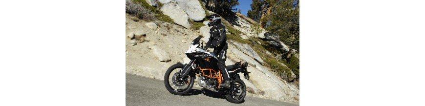Equipación KLiM para motos Trail y Aventura